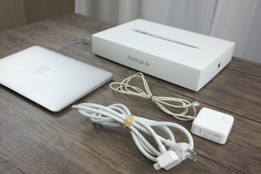 MacBookAir2015のメルカリ用写真