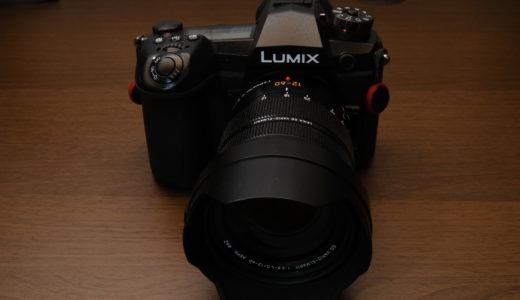 【今更レビュー】LUMIX G9 PROについてブログの中で愛を叫ぶ