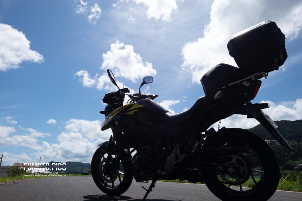 RX0M2で撮ったバイク