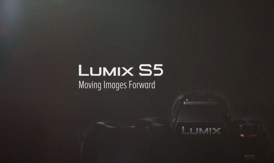 LUMIX S5のムービー