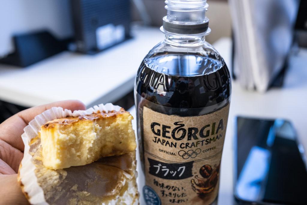 ジョージアのブラックと一緒がいい