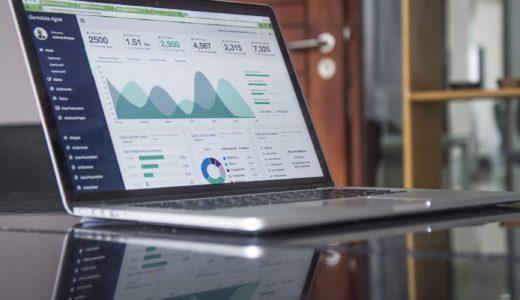 【ブログ初心者】開始1ヶ月目のPVや収益など運営報告