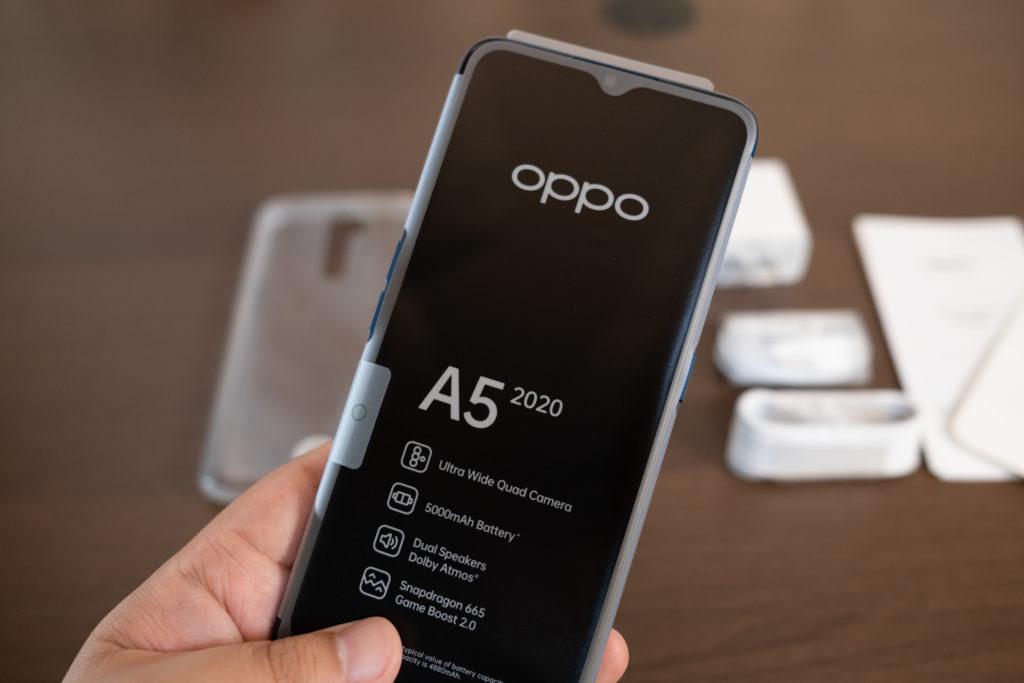 OPPO A5 2020本体