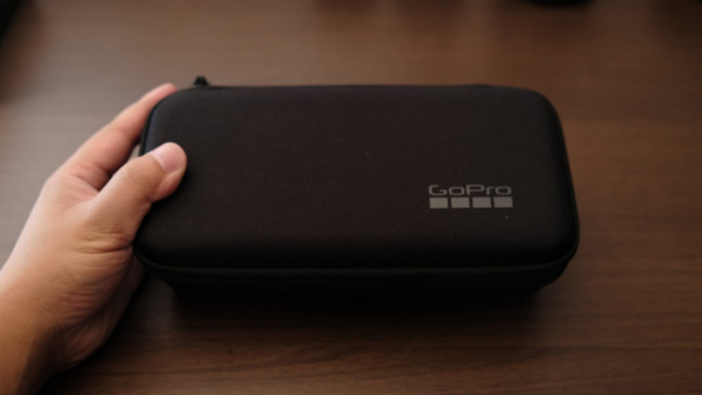 GoProHero9のハードケース