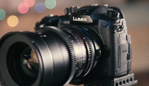 【噂】Vlogger向けカメラが好調なため、LUMIX-GおよびGHシリーズのラインナップに影響があるかも?