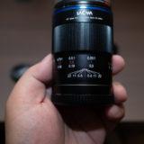 LAOWA 50mm F2.8 2X ULTRAMACRO APO