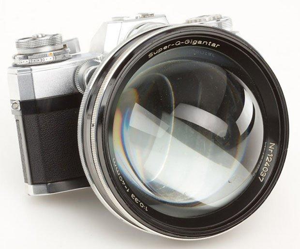 Super-Q-Gigantar 40mm f/0.33