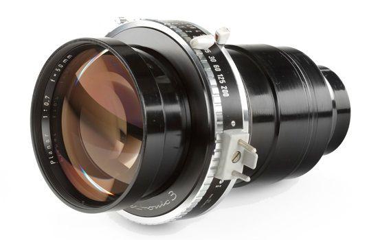 ツァイスPlanar 50mm f/0.7