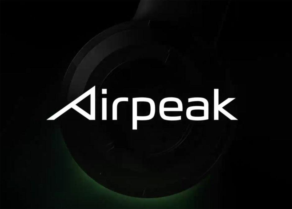 airpeakのロゴ